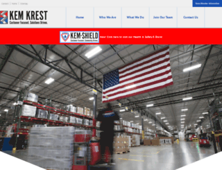 kemkrest.com screenshot