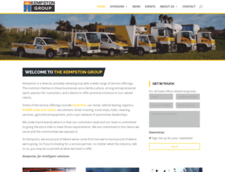 kempstonautotransport.co.za screenshot
