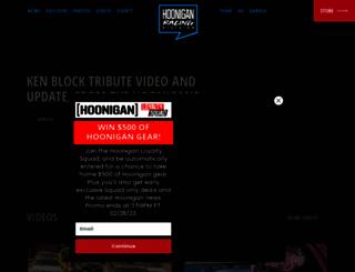 ken-block.com screenshot