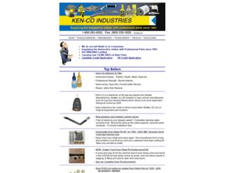 ken-co.com screenshot