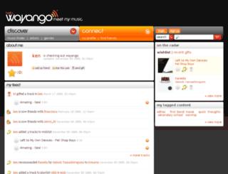 ken.wayango.com screenshot