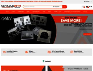 kenable.co.uk screenshot