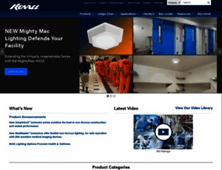 kenall.com screenshot