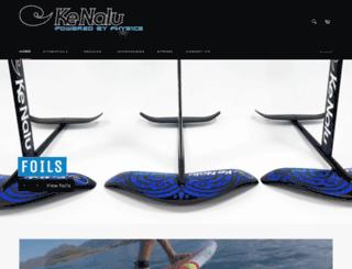 kenalu.com screenshot