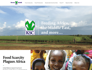 kenana.com screenshot