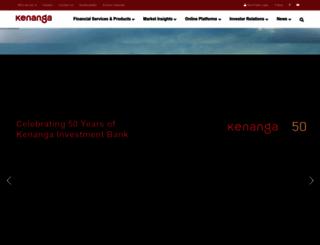 kenanga.com.my screenshot