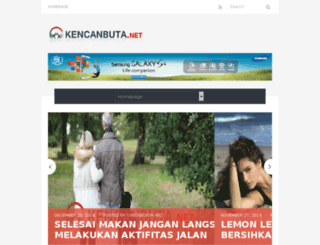 kencanbuta.net screenshot