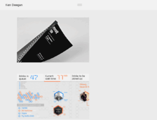 kendeegan.com screenshot