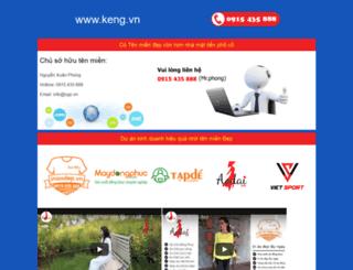 keng.vn screenshot