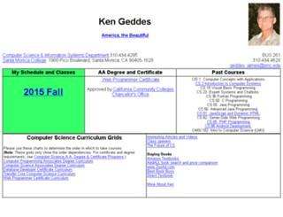 kengeddes.com screenshot