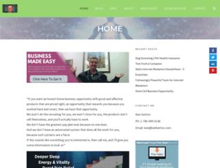 kenhatton.com screenshot