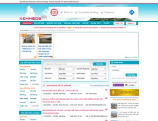 kenhbds.vn screenshot