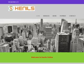 kenils.biz screenshot