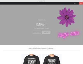 kenkart.com screenshot