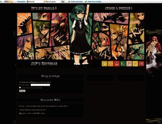 kenkiryu.eklablog.fr screenshot