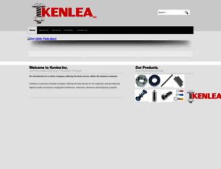 kenlea.com screenshot