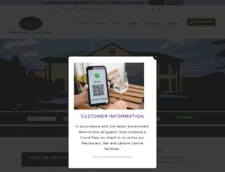 kenmarebayhotel.com screenshot