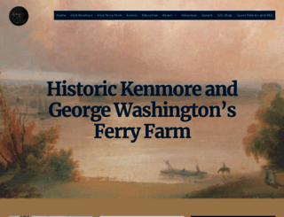 kenmore.org screenshot