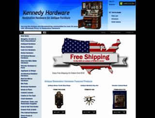kennedyhardware.com screenshot