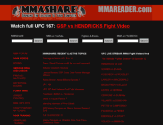 kennedynatal.mmareader.com screenshot