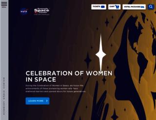 kennedyspacecenter.com screenshot