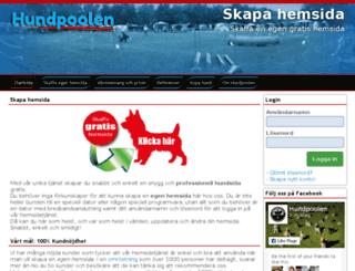 kennelfakta.com screenshot