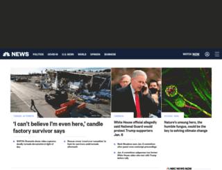 kennethbaker.newsvine.com screenshot
