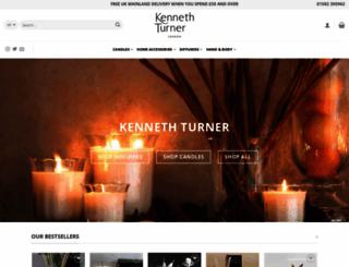kennethturner.com screenshot