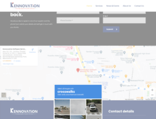 kennovation-services.com screenshot