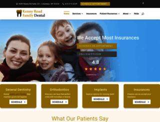 kennyroadfamilydental.com screenshot