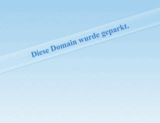 kennzeichen-store.de screenshot
