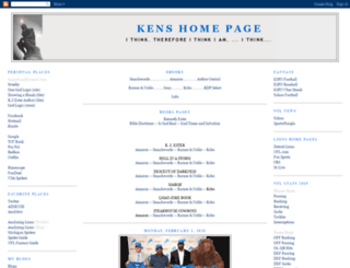 kens-home-page.blogspot.com screenshot