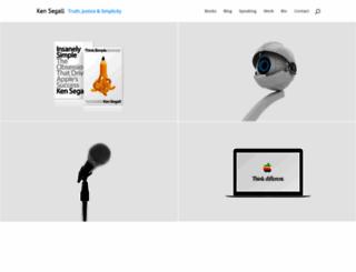 kensegall.com screenshot