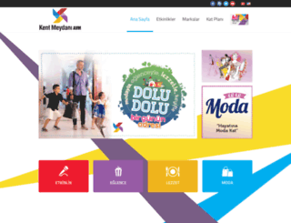 kentmeydani.com.tr screenshot