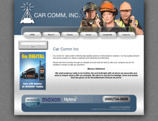 kenwoodbycarcomm.com screenshot