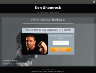 kenwp.kenshamrock.com screenshot