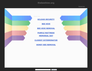kenya.thebeehive.org screenshot