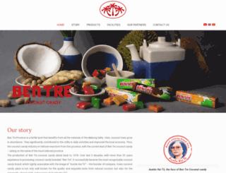 keoduabentre.com.vn screenshot
