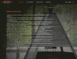 keokota.com screenshot