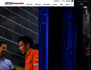 kepcorp.com screenshot