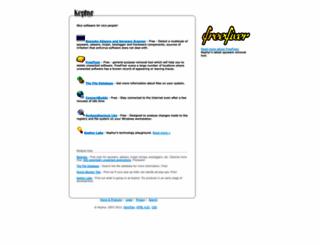 kephyr.com screenshot
