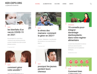 ker-expo.org screenshot