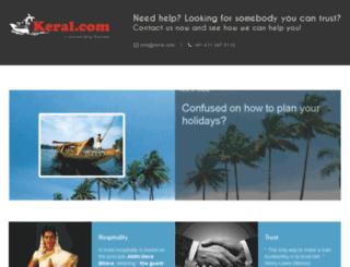keral.com screenshot