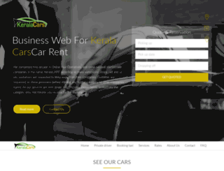 keralacars.com screenshot