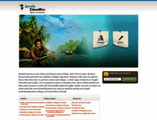 keralaeducation.net screenshot