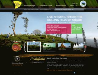 keralaholidaymart.com screenshot