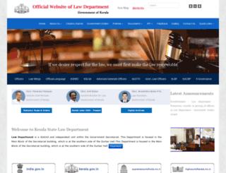 keralalawsect.org screenshot