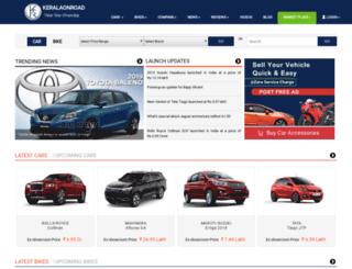 keralaonroad.com screenshot