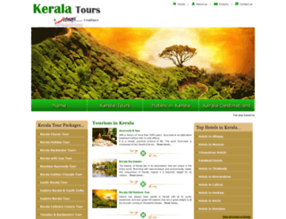 keralatoursguide.com screenshot