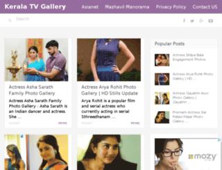 keralatvgallery.in screenshot